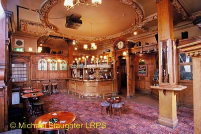 Vines, Liverpool - Main Bar