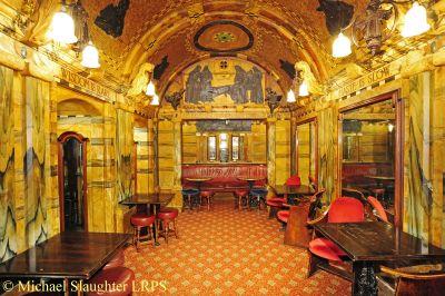 Black Friar, Blackfriars, London - Arches Rear Room